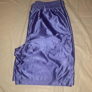 Athletech Blue Shorts